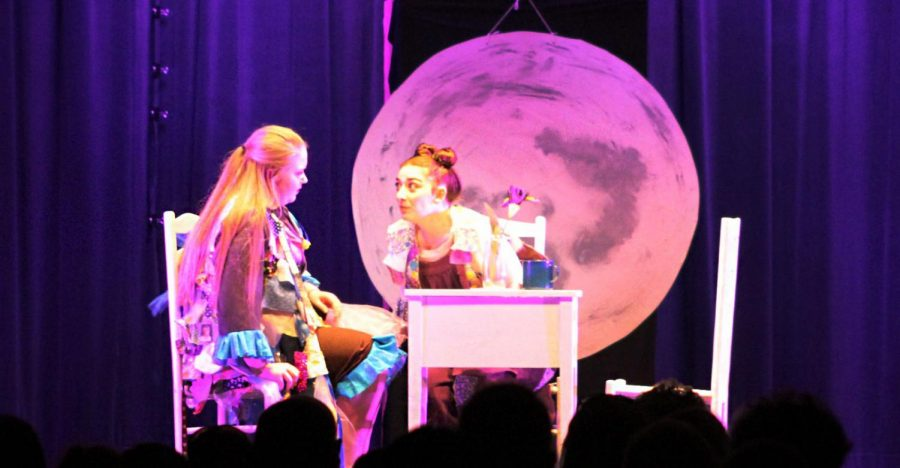 Theatre Prepares For District One Act Play Competition – Badger Tracks