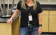 Mrs. Wells Named LHS Teacher of the Year