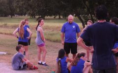 New Cross Country Coach Strives To Continue Successful Program