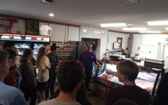 Culinary Arts Classes Visit Meat Processing Plant