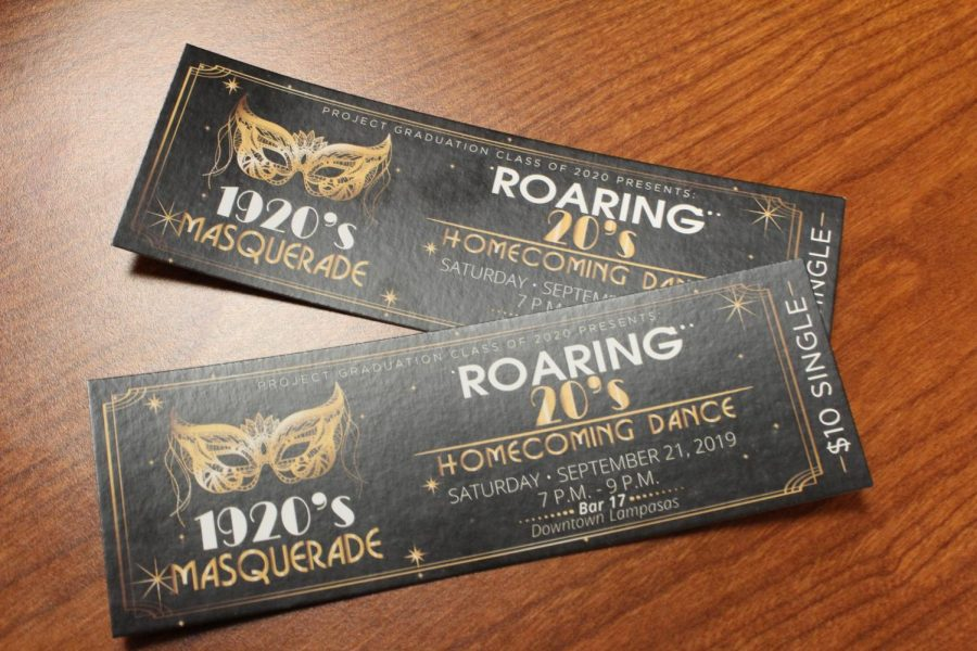 The homecoming dance will take place on Sept. 21 at Bar 17 in downtown Lampasas.