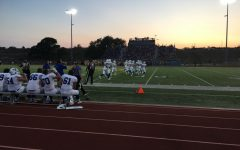 Football Team Trounces Lago Vista