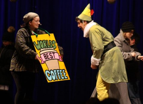 Theatre Performs Elf The Musical