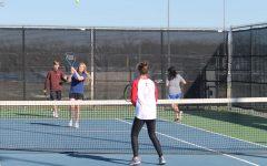 Tennis Gears Up For Individual Season