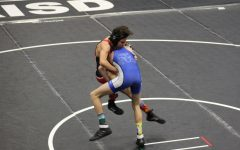 Wrestlers Compete At Regional Meet