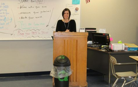 New English Teacher Surprised To Learn High School Does Not Recycle