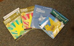 STAAR test prep booklets often used to help students prepare for the test.