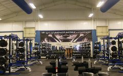 Coaches spent days cleaning the field house and locker rooms, washing clothing and spraying disinfectant around the locker rooms to prevent the spread of the virus after multiple football players tested positive for COVID-19 almost 3 weeks ago.