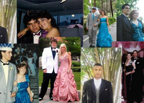 Proms Of The Past