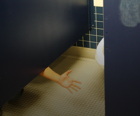 Students deal with a lack of restroom supplies due to vandalism and theft.